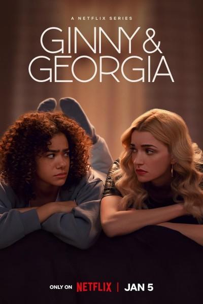 Caratula, cartel, poster o portada de Ginny y Georgia