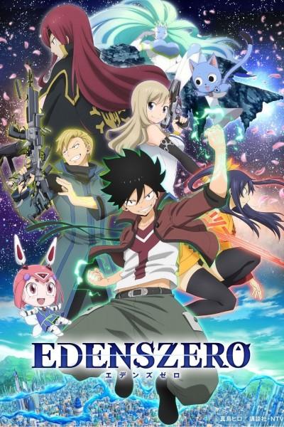 Caratula, cartel, poster o portada de Edens Zero