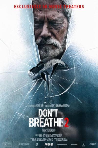 Caratula, cartel, poster o portada de No respires 2