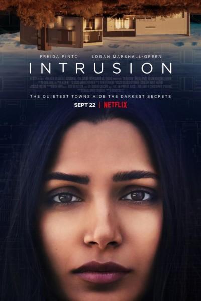 Caratula, cartel, poster o portada de Intrusión