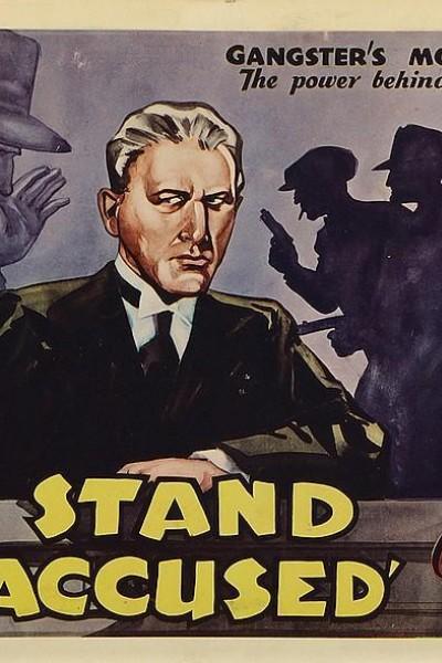 Caratula, cartel, poster o portada de I Stand Accused