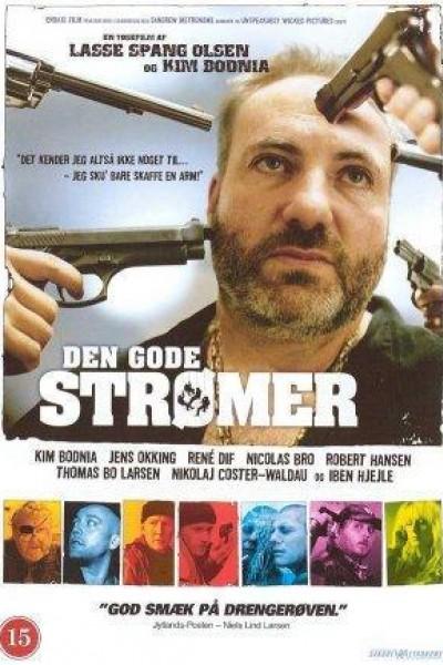 Caratula, cartel, poster o portada de The Good Cop