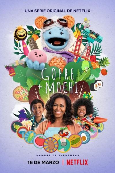 Caratula, cartel, poster o portada de Gofre + Mochi