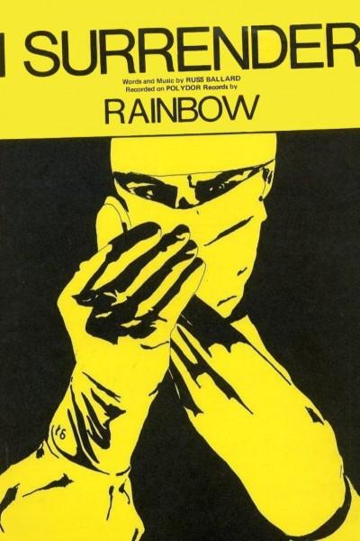 Caratula, cartel, poster o portada de Rainbow: I Surrender (Vídeo musical)