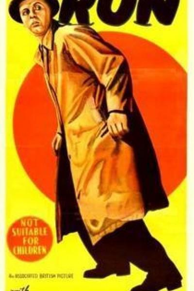 Caratula, cartel, poster o portada de Man on the Run