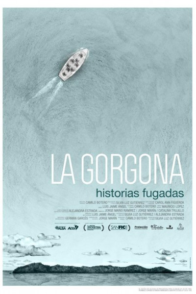 Caratula, cartel, poster o portada de La Gorgona, historias fugadas