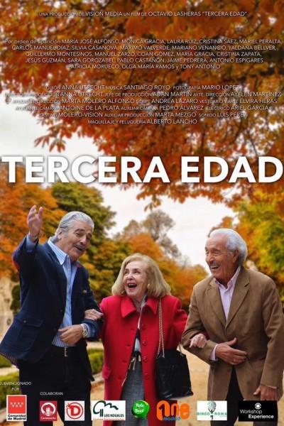 Caratula, cartel, poster o portada de Tercera edad