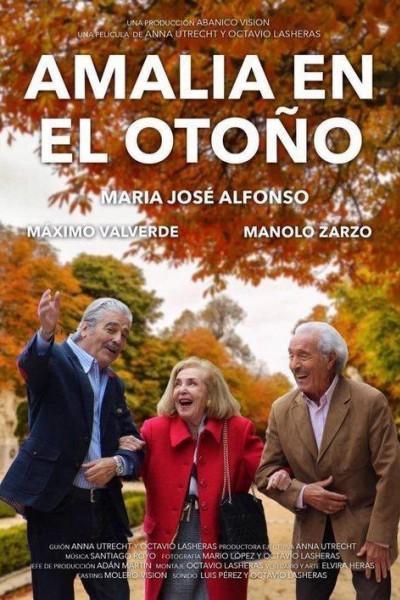 Caratula, cartel, poster o portada de Amalia en el otoño