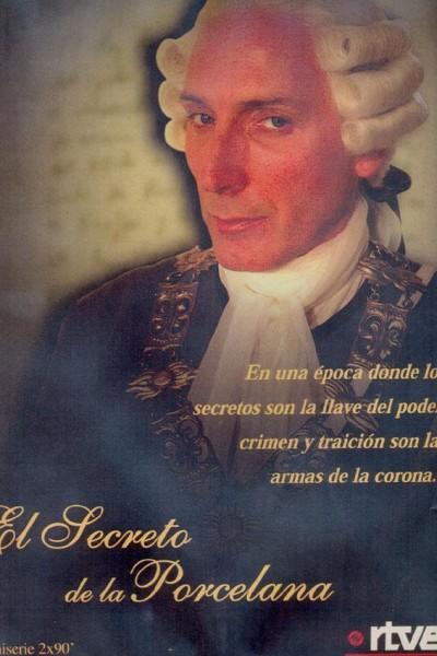Caratula, cartel, poster o portada de El secreto de la porcelana