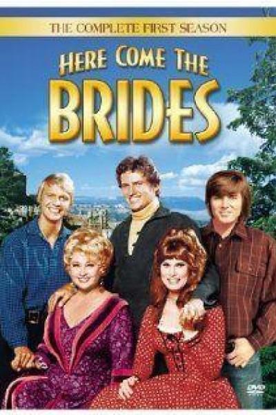 Caratula, cartel, poster o portada de Here Come the Brides