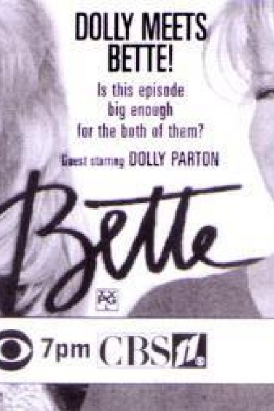 Caratula, cartel, poster o portada de Bette