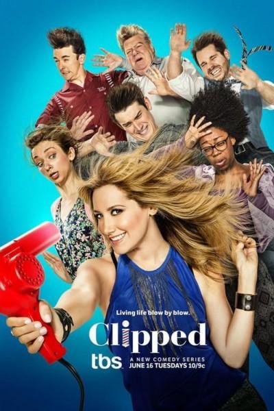 Caratula, cartel, poster o portada de Clipped