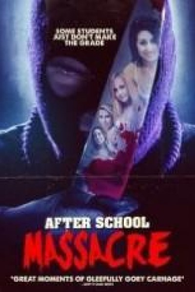 Caratula, cartel, poster o portada de After School Massacre