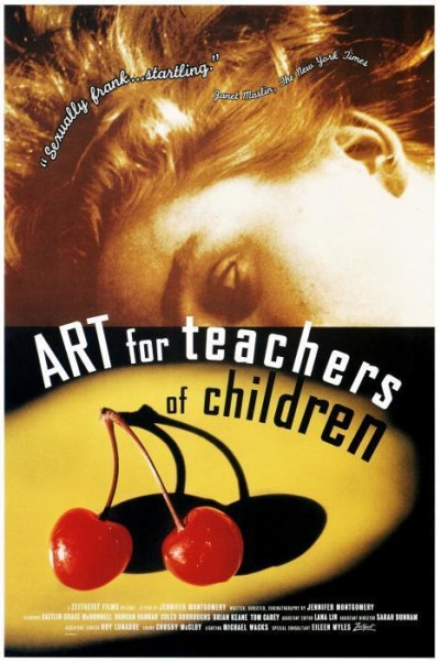 Caratula, cartel, poster o portada de Art for Teachers of Children