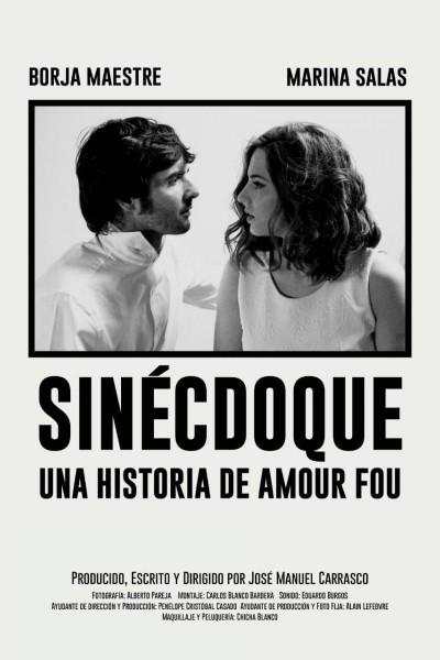 Caratula, cartel, poster o portada de Sinécdoque. Una historia de amour fou