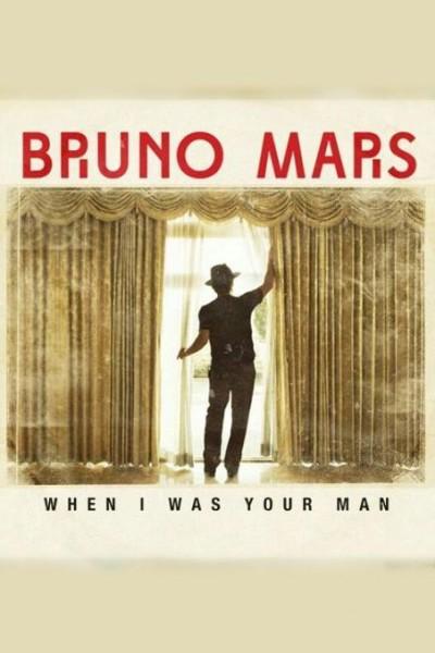 Caratula, cartel, poster o portada de Bruno Mars: When I Was Your Man (Vídeo musical)