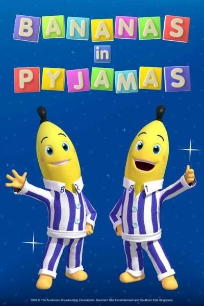 Caratula, cartel, poster o portada de Bananas en pijamas