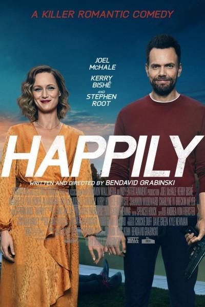 Caratula, cartel, poster o portada de Happily