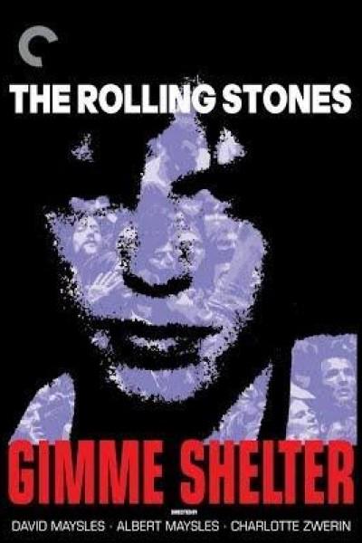 Caratula, cartel, poster o portada de The Rolling Stones: Gimme Shelter (Vídeo musical)