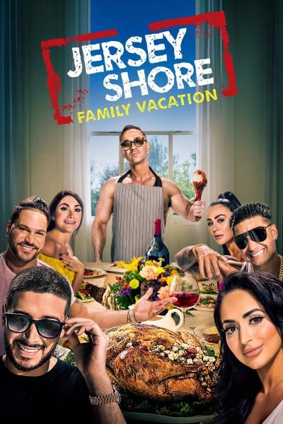 Caratula, cartel, poster o portada de Jersey Shore: Family Vacation