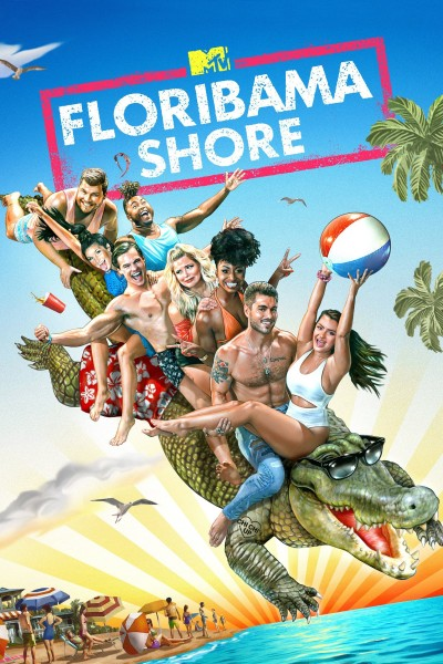 Caratula, cartel, poster o portada de Floribama Shore