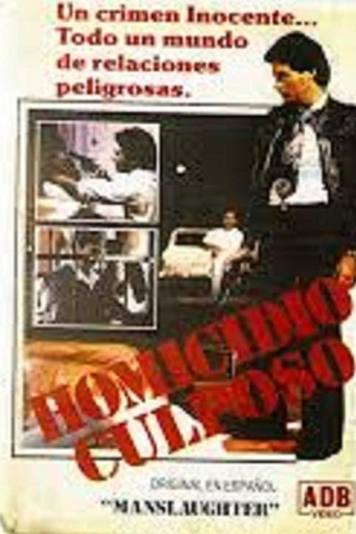 Caratula, cartel, poster o portada de Homicidio culposo