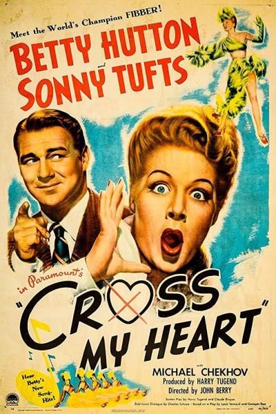 Caratula, cartel, poster o portada de Cross My Heart