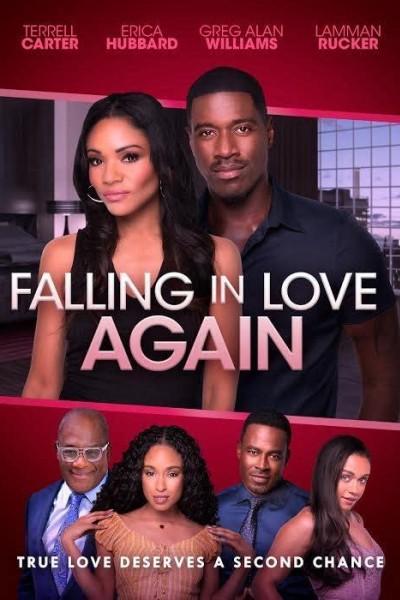 Caratula, cartel, poster o portada de Falling in Love Again