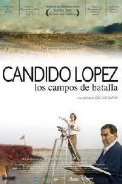 Caratula, cartel, poster o portada de Cándido López: Los campos de batalla