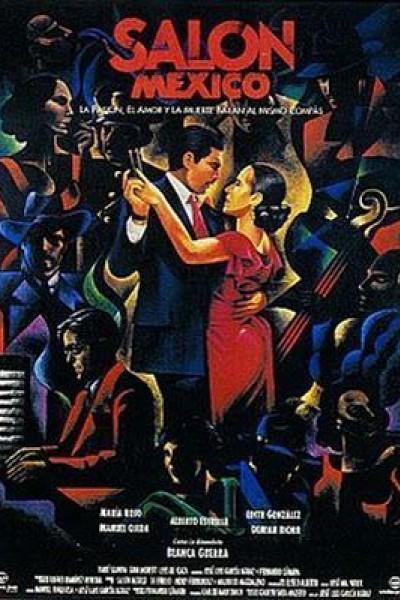 Caratula, cartel, poster o portada de Salón México