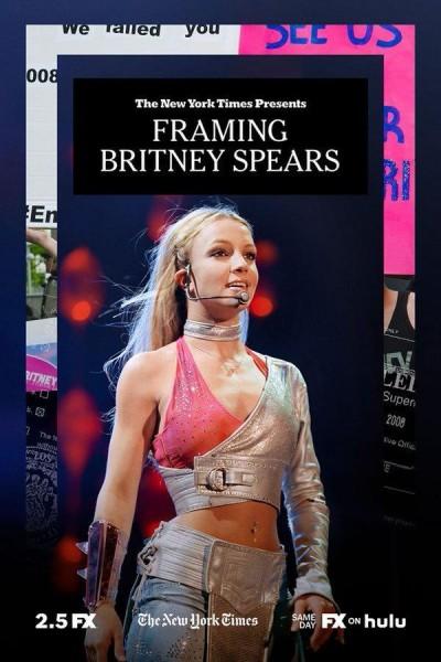 Caratula, cartel, poster o portada de Framing Britney Spears