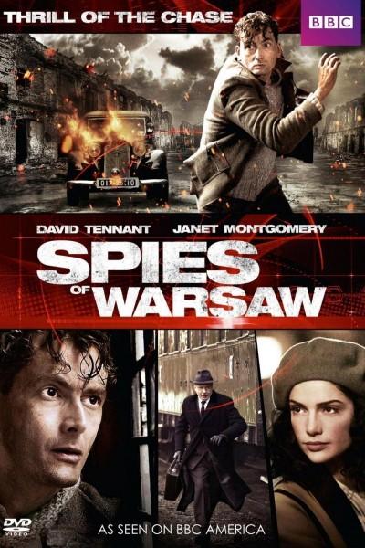 Caratula, cartel, poster o portada de Espías de Varsovia