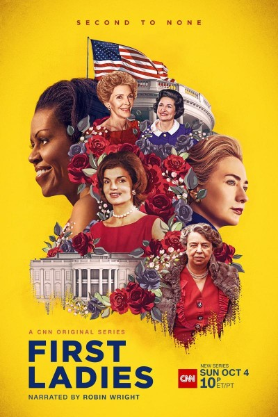 Caratula, cartel, poster o portada de First Ladies