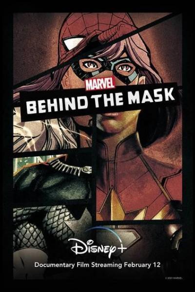 Caratula, cartel, poster o portada de Marvel\'s Behind the Mask