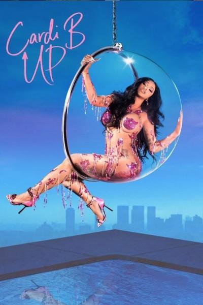 Caratula, cartel, poster o portada de Cardi B: Up (Vídeo musical)