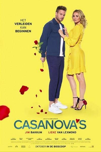 Caratula, cartel, poster o portada de Casanova\'s