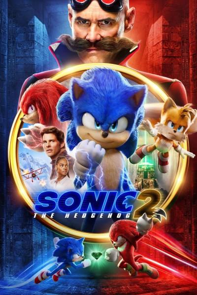 Caratula, cartel, poster o portada de Sonic, la película 2