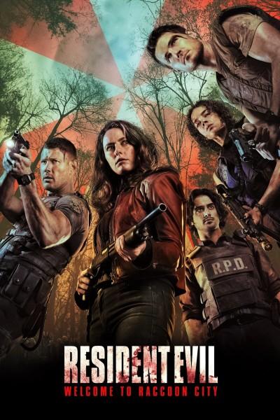 Caratula, cartel, poster o portada de Resident Evil: Bienvenidos a Raccoon City