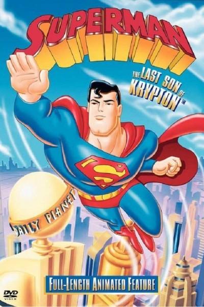 Caratula, cartel, poster o portada de Superman: El último hijo de Krypton