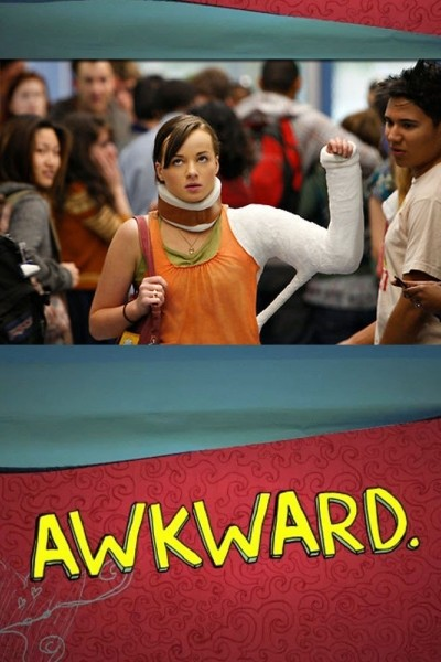 Caratula, cartel, poster o portada de La chica invisible (Awkward)