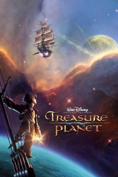 Caratula, cartel, poster o portada de El planeta del tesoro