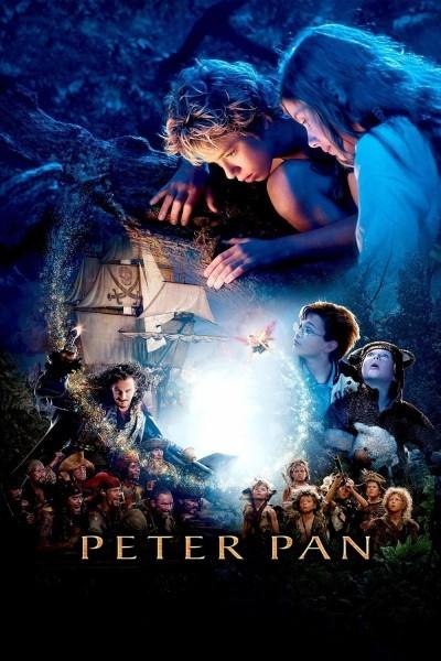 Caratula, cartel, poster o portada de Peter Pan, la gran aventura