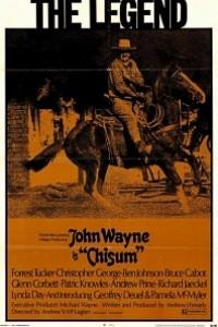 Caratula, cartel, poster o portada de Chisum