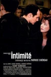 Caratula, cartel, poster o portada de Intimidad