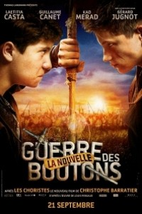 Caratula, cartel, poster o portada de La guerra de los botones