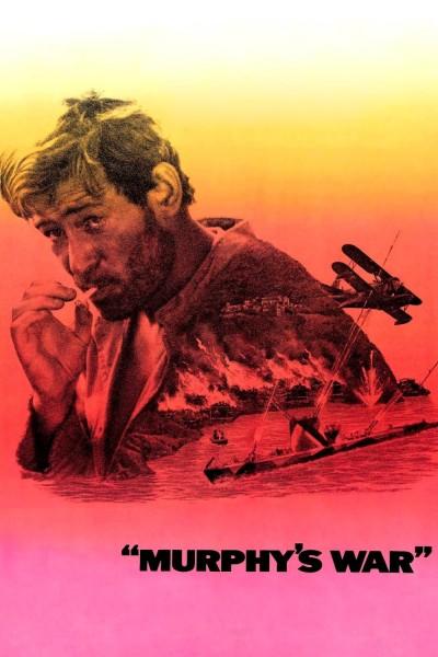 Caratula, cartel, poster o portada de La guerra de Murphy
