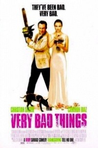 Caratula, cartel, poster o portada de Very Bad Things