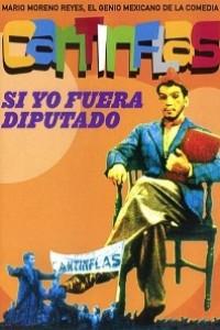 Caratula, cartel, poster o portada de Si yo fuera diputado