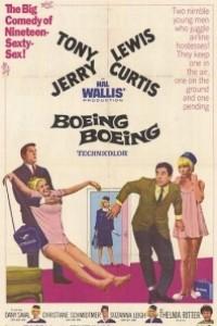 Caratula, cartel, poster o portada de Boeing Boeing