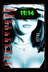 Caratula, cartel, poster o portada de 11:14 - Destino fatal